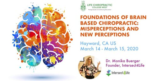 Monika Buerger, DC: Foundations of Brain Based Chiropractic