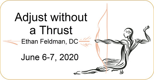 Feldman: Adjust without a Thrust 2020