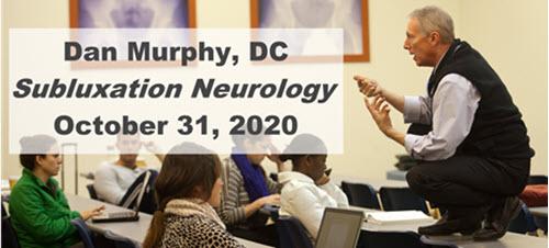 Murphy: Subluxation Nerology 2020
