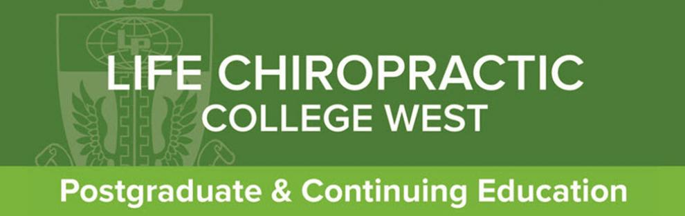 Life West Postgraduate & Continuing Education Banner