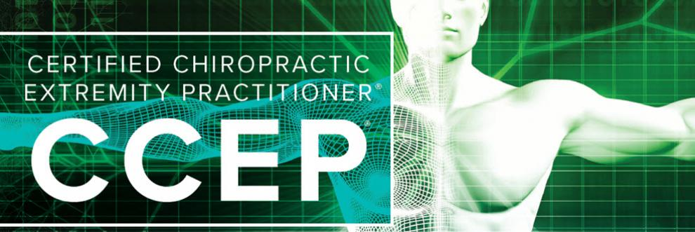 CCEP - Certified Chiropractic Extremity Practitioner