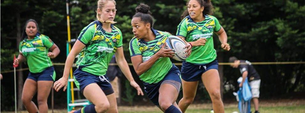 Life West Women's Rugby